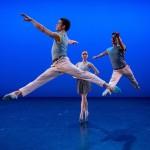 Members of New York Theatre Ballet