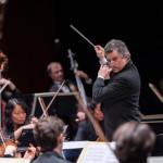 The Knickerbocker Orchestra's Gary Fagin. Photo Credit Kevin Yatarola